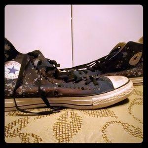 Converse - Men's Size 13 - Distressed